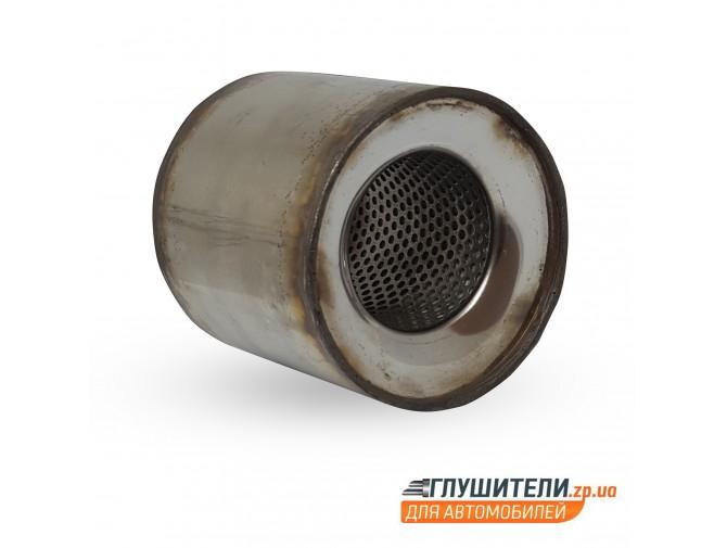 Пламегаситель коллекторный диаметр 128 длина 100 DMG