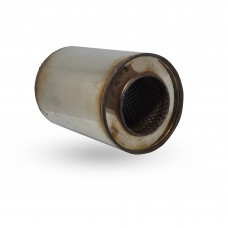 Пламегаситель коллекторный диаметр 100 длина 145 DMG