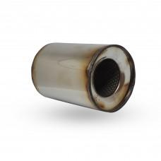 Пламегаситель коллекторный диаметр 100 длина 130 DMG