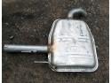 Резонатор Фольксваген Пассат (Volkswagen Passat) 1.8 88-96 (30.20) Polmostrow алюминизированный