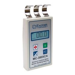 Професійний вологомір деревини та будматеріалів Exotek MC-380XCA