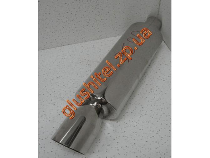 Прямоточный глушитель CarEx YFX-0636