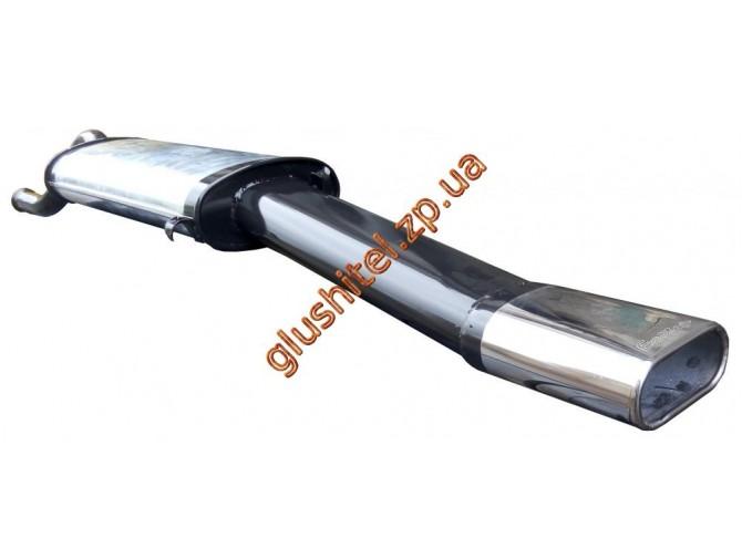 Глушитель прямоточный ВАЗ 2115 Unimix
