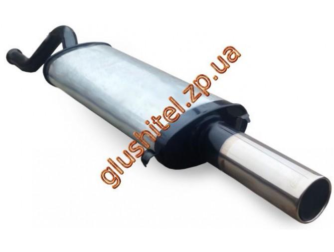 Глушитель прямоточный ВАЗ 2108-2109 (Lada Samara) - Unimix