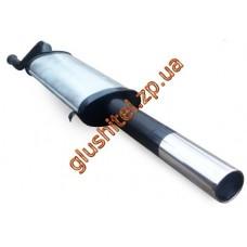 Глушитель прямоточный ВАЗ 21099 1.5 (Lada Sagona) 09.1991 - Unimix