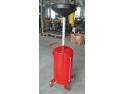 Установка для слива масла металлическая (100л.) УСМ-100 без уровня масла Rudes