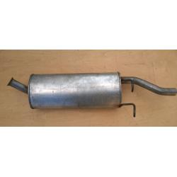 Глушитель ЗАЗ Форза (Forza) седан алюминизированный Bosal