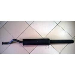 Прямоточный глушитель ВАЗ-21099 (Bandit) SKS