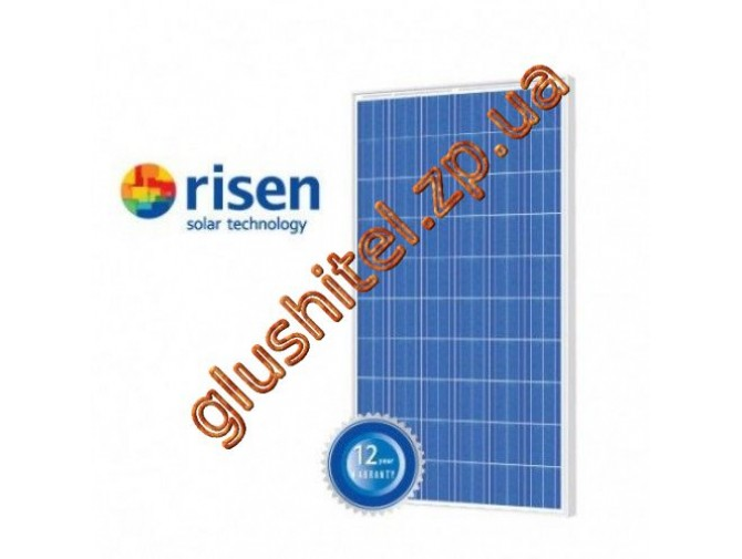 Солнечная панель Risen RSM-72-345 M, 345 Вт, 4 BB
