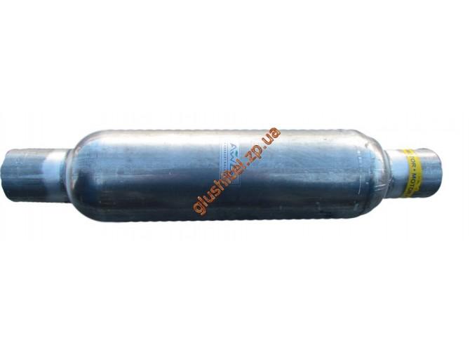 Стронгер (пламегаситель) ф 50,длинна 550,ф корпуса 76 50х550х76 AWG