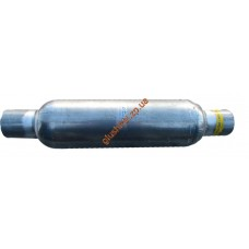 Стронгер (пламегаситель) ф 50,длинна 400,ф корпуса 76 50х400х76 AWG