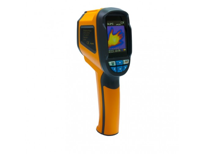 Тепловизор термографическая камера Xintest HT-02 (60x60, 2.4, -20...300ºC)