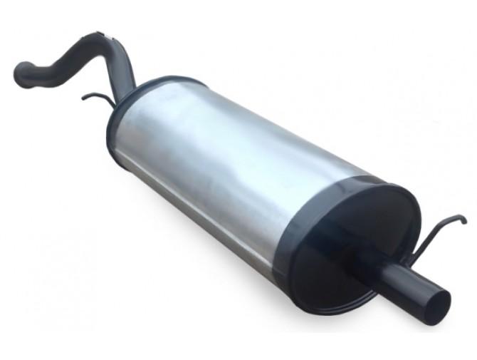 Глушитель ВАЗ 1119 (Калина хетчбэк) 1.4, 1.6 2006 - Unimix