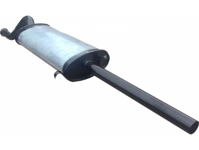 Глушитель ВАЗ 21099 1.5 (Lada Sagona) 09.1991 - Unimix