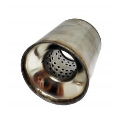 Пламегаситель коллекторный диаметр 106 длина 142 Unimix