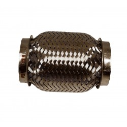 Гофра глушителя 45Х100 усиленная Interlock Walline
