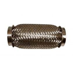 Гофра глушителя 45Х150 усиленная Interlock Walline