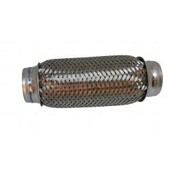 Гофра глушителя 45Х120 усиленная Interlock Ribuko