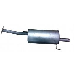 Глушитель Джили СК (Geely CK) Алюминизированный Черновцы (Sks)
