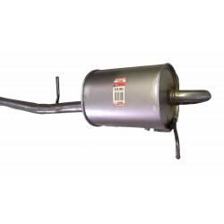 Глушитель Фольксваген Кадди III (Volkswagen Caddy III) 1.4i 16V 04-10 (233-405) Bosal 30.25 алюминизированный