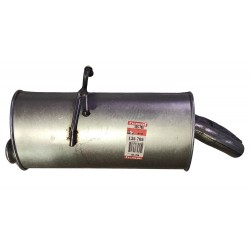 Глушитель Ситроен Берлинго (Citroen Berlingo)02-03/Пежо Партнер (Peugeot Partner) 05-15 (135-705) Bosal 04.132 алюминизированный
