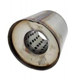 Пламегаситель коллекторный диаметр 110 длина 80 Euroex