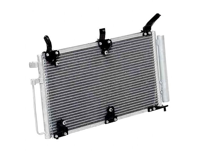 Радиатор кондиционера ВАЗ 1117, 1118, 1119 с ресивером ЛУЗАР