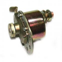 Выключатель массы механический (Кнопка)