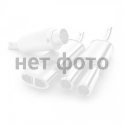 Стронгер (пламегаситель) в корпусе катализатора плоский 45х400 AWG
