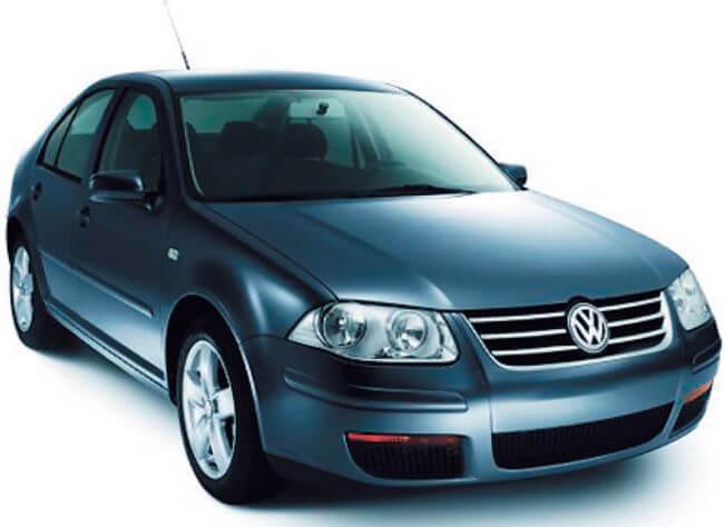 Глушители для VW Bora