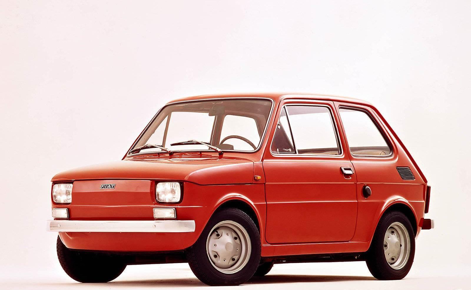 Глушители для Fiat 126