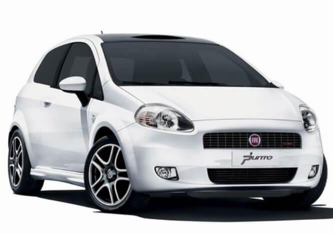 Глушители для Fiat Punto