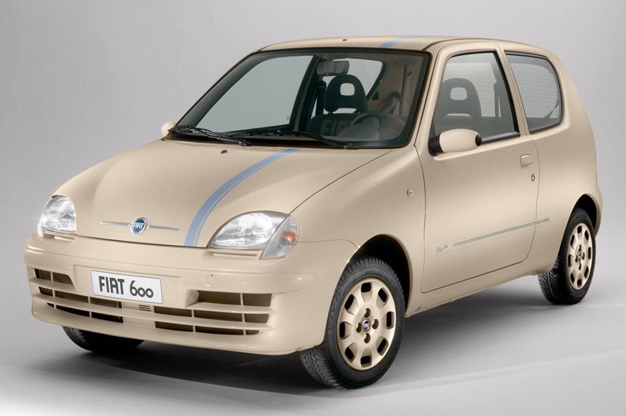 Глушители для Fiat Seicento