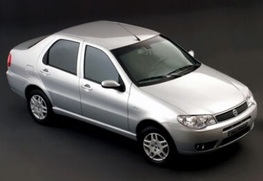 Глушители для Fiat Siena