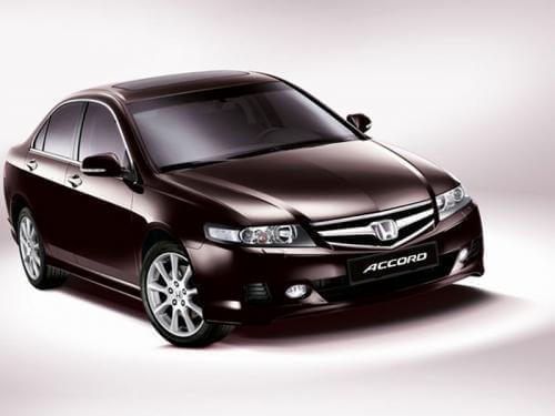 Глушители для Honda Accord