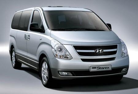 Глушители для Hyundai H-200