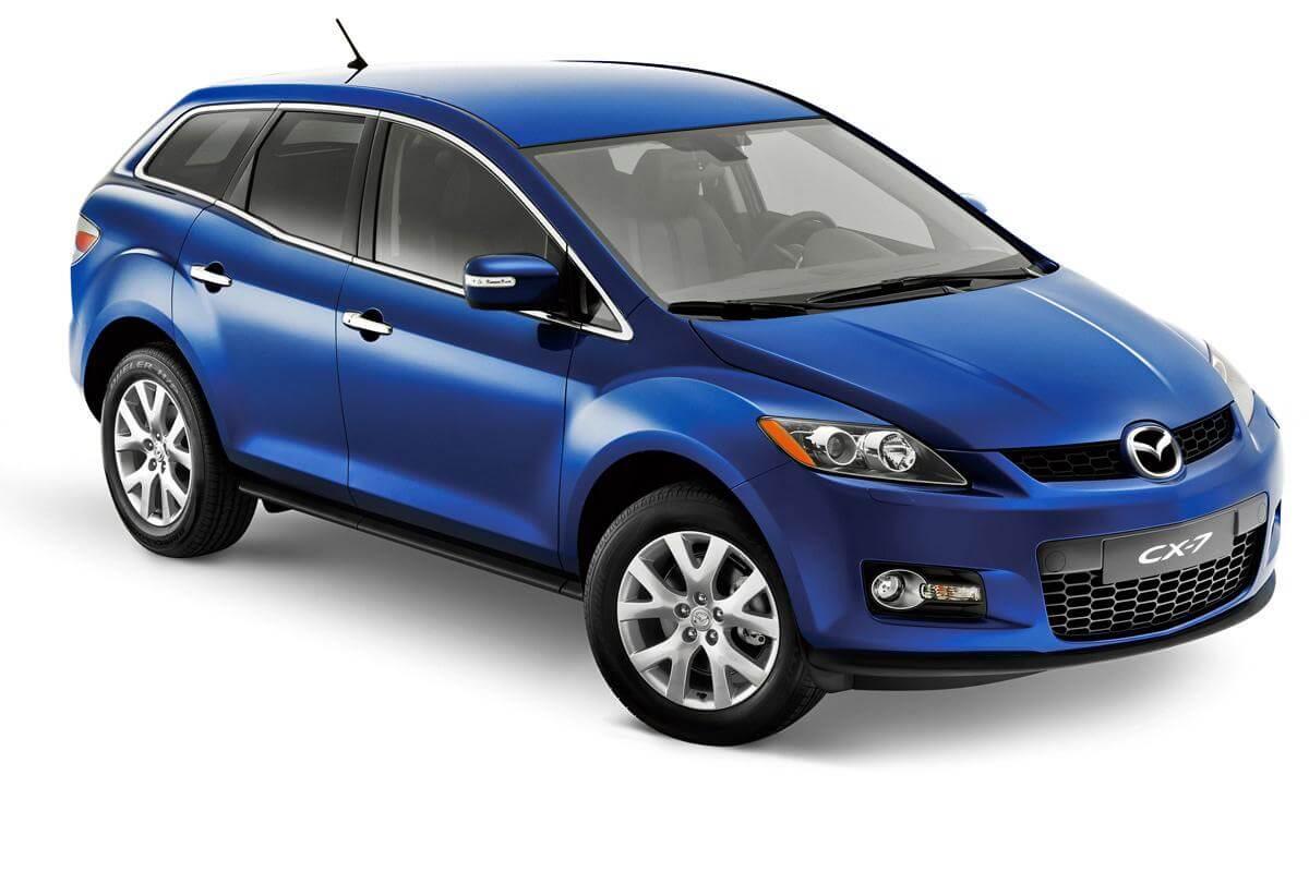 Глушители Mazda (Мазда)