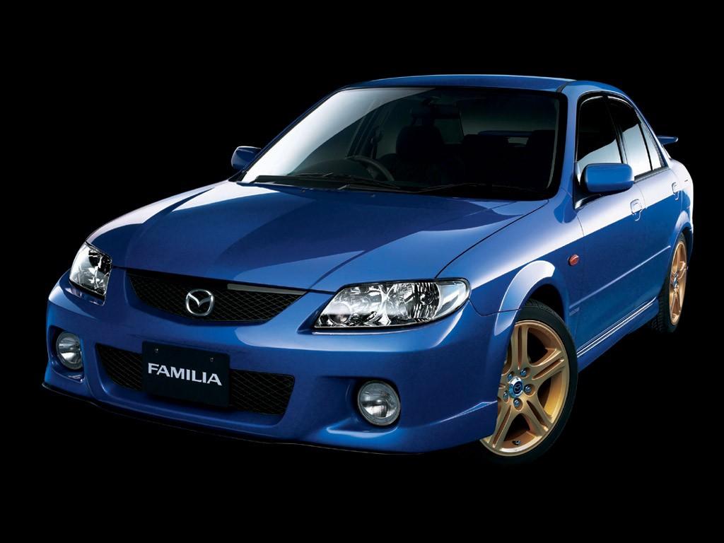 Глушители на Mazda 323