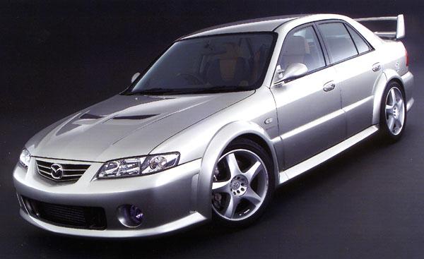 Глушители на Mazda 626