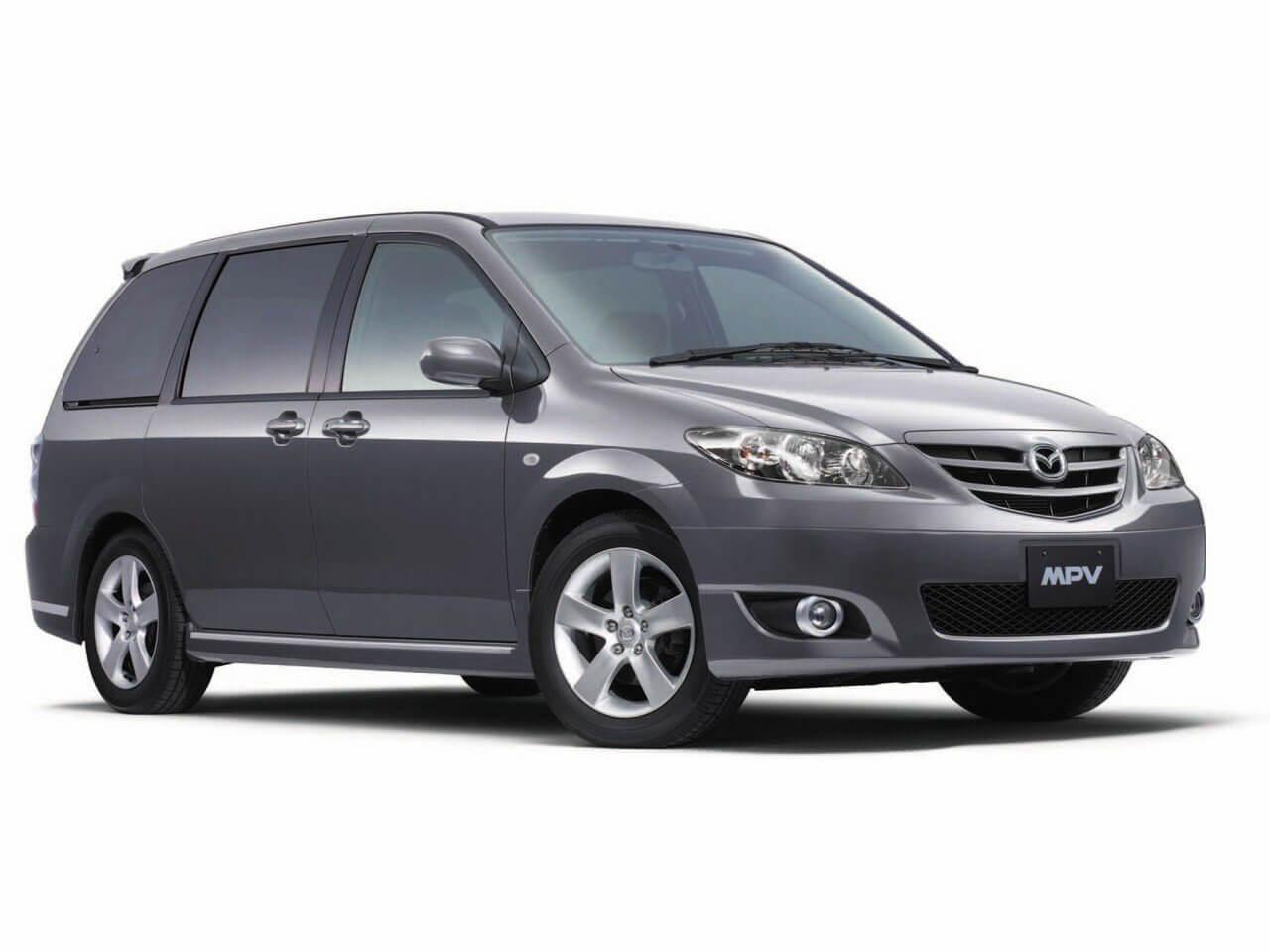 Глушители на Mazda MPV