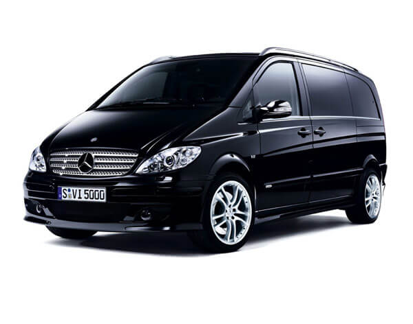 Глушители на Mercedes-Benz Viano