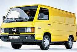 Глушители на Mercedes MB 100