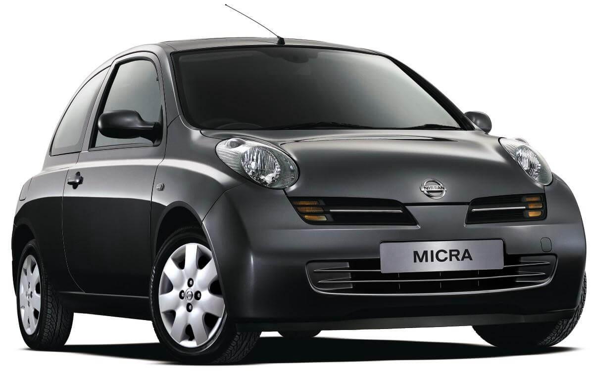 Глушители на Nissan Micra