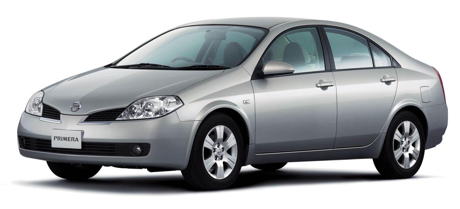 Глушители на Nissan Primera