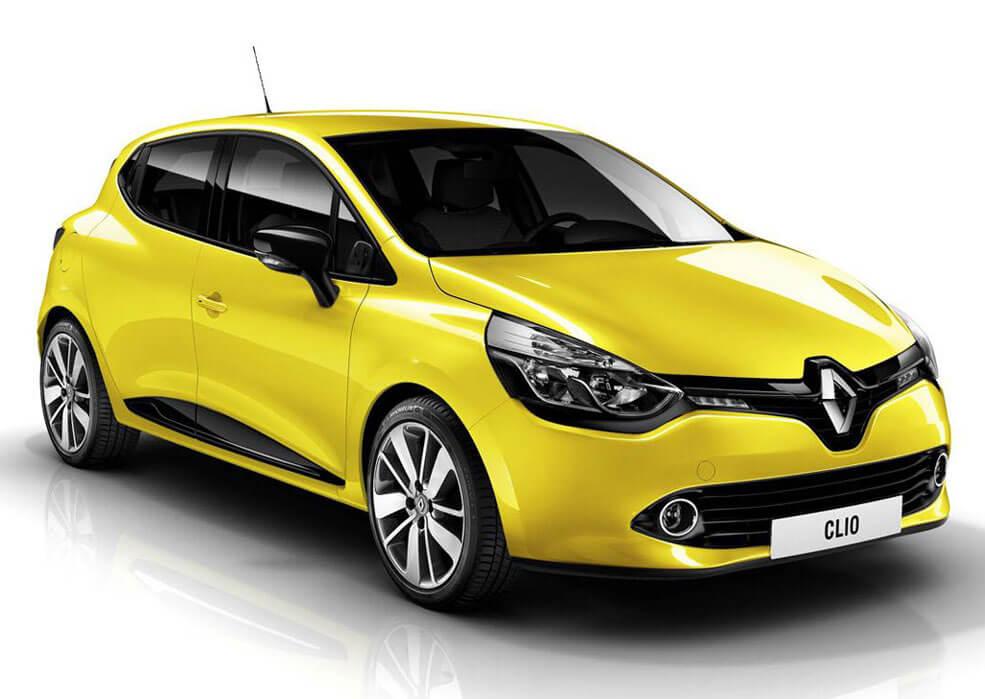 Глушители на Renault Clio