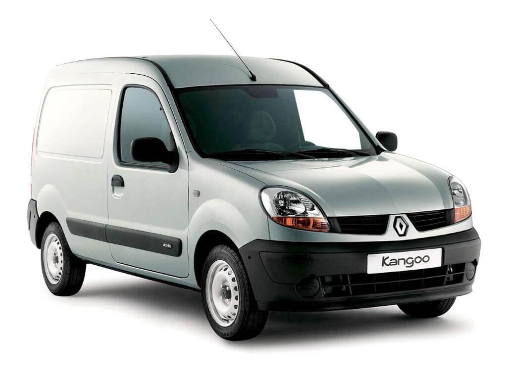 Глушители на Renault Kangoo
