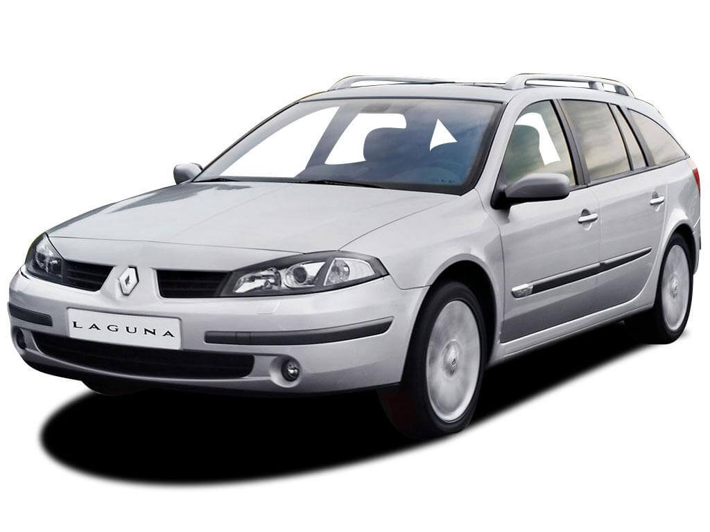 Глушители на Renault Laguna