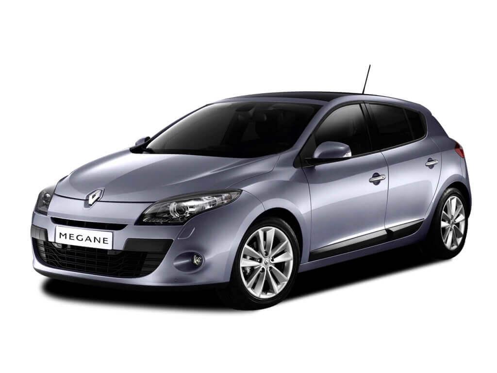 Глушители на Renault Megane