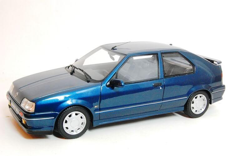 Глушители на Renault R19