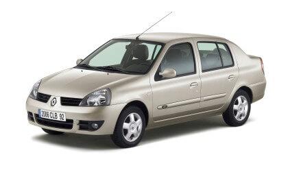 Глушители на Renault Thalia
